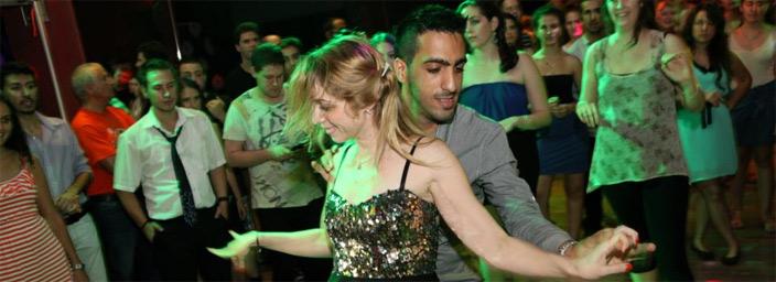 לא אוהבת שהוא רוקד איתה? בחני למה! צילם: פנורמה דאנס פלור