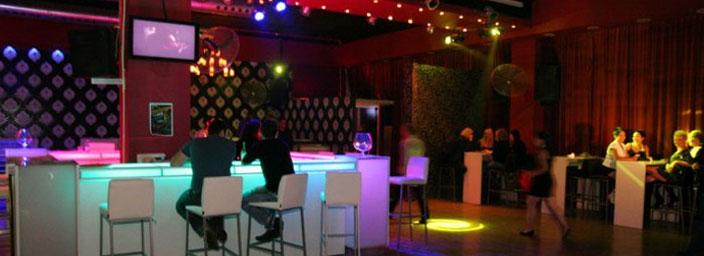 קורס סלסה במועדון הקומפלקס של לטינגייט